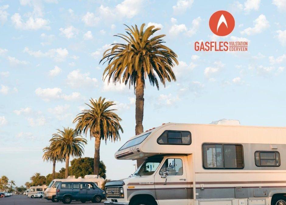 We gaan kamperen en nemen mee: LPG, butaan- of propaangas?